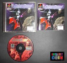 JUEGO CYBERSPEED PLAYSTATION 1 PAL   PS1 PS2 PS3