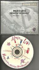 MONIE LOVE Monie In the Middle Ultra rare 1990 USA PROMO Radio DJ CD Single MINT