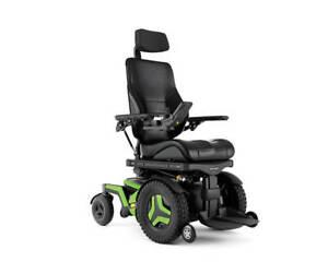 Permobil F3 Corpus Powerchair - Front Wheel Drive