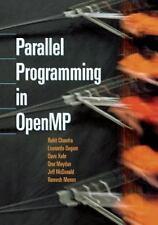 Parallel Programming in OpenMP by Rohit Chandra, Ramesh Menon, Leo Dagum, David