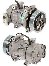 Omega Environmental Technologies 20-04691 New Compressor And Clutch