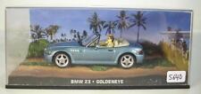 James Bond 007 Collection 1/43 BMW z3 GOLDENEYE dans Box #5640