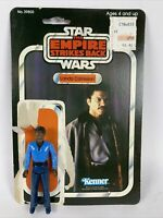 Star Wars The Empire Strikes Back Lando Calrissian Figure With Card