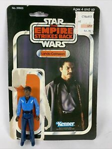 Star Wars The Empire Strikes Back Lando Calrissian Figure With Card