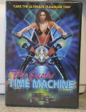 The Exotic Time Machine (DVD, 1998) RARE SCI FI COMEDY BRAND NEW