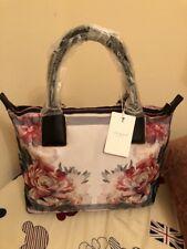 Ted Baker Bag Shopper Tote Nylon Flower Floral BNWT
