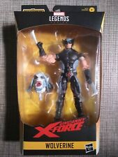 Marvel Legends X-Force WOLVERINE with cool claws (Sealed)(MISB)(GH)
