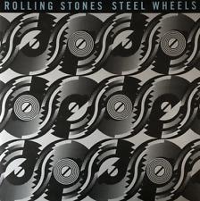 I Rolling Stones-Acciaio Ruote (LP) (EX -/EX -) (1st) premendo