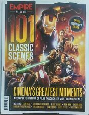 Empire Presents 101 Classic Scenes 2017 Cinemas Greatest Moment FREE SHIPPING sb