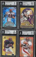 1997 Playoff Contenders Corey Dillon BGS 9 MINT ROOKIE