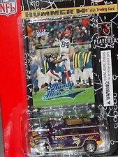 NFL 2004 Diecast Hummer H2, Minnesota Vikings, NEW