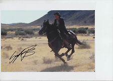 Sean Patrick Flanery - THE YOUNG INDIANA JONES DIARY - signed 8x10