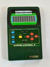 Electronic Mattel Handheld Football Game