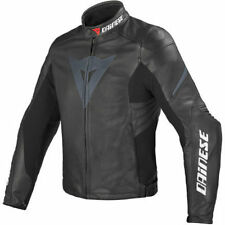 Dainese Waist Length Cowhide Leather Exact Motorcycle Jackets