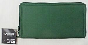 VISM Tactical Pistol Case Range Backpack Bag Pack, CV2904G, Green, NWT