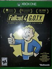 Fallout 4 G.O.T.Y Game of the Year Edition: Xbox One brand new Free Shipping!