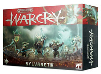 Warcry Sylvaneth Warband NEW IN BOX Warhammer Age Sigmar Kurnoth Tree-Revenants