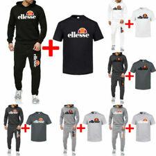 2021 DE Neu ellesse Jogging Anzug Trainingsanzug Sweatshirt Sportanzug Polyanzug
