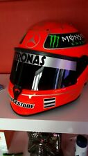 Michael schumacher Mercedes  f1 helmet 2012 1:1 scale full size repli
