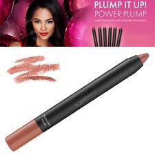Sleek Make up - Power Plump Chunky Lip Crayon - Notorious Nude