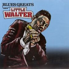 Little Walter Blues Greats CD NEW SEALED My Babe/Boom Boom (Out Goes The Lights)