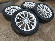 """22"""" Chevy Tahoe GMC Cadillac Escalade 2017 NEW OEM wheels rims only 2015 2016"""