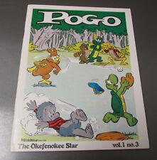 1979 Waly Kelly POGO Okefenokee Star v.1 #3 VF/NM