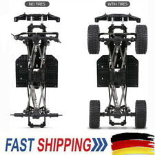 AUSTAR 313mm Radstand Rahmen Chassis für 1:10 RC Auto Axial SCX10II Crawler Car