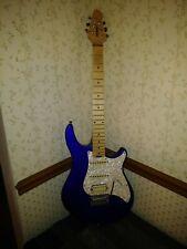 Peavey predator plus Blue Electric Guitar MIK