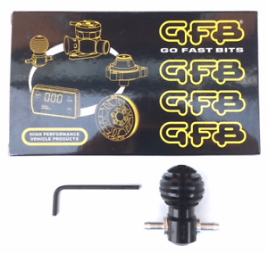 GFB 3001 Atomic Single Stage Turbo Manual Under Bonnet Boost Controller Valve