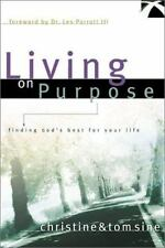 NEW - Living on Purpose: Finding God's Best for Your Life
