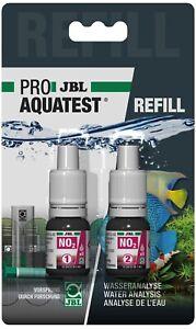 JBL ProAqua Test Kit NO2 Nitrite refill aquarium tropical marine fresh water