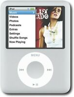 IPod Nano 3rd Generation A1236 As Is/ Parts & Repair Only
