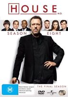 House M.D. Season 8 : NEW DVD