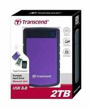 Hard disk esterni Transcend USB 3.0 per 2TB