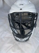 Cascade Cs Lacrosse Helmet Youth / Junior One Size Fits Most White W-R Genuine