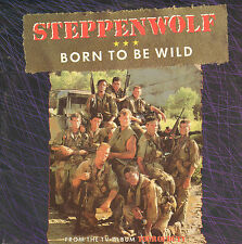 "STEPPENWOLF ‎– Born To Be Wild (1990 REISSUE VINYL SINGLE 7"" DUTCH PS)"