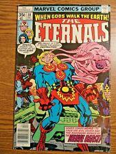 Eternals #18 Hot Key 1st Ziran & Tiamut Celestials Ikaris Sersi Marvel MCU Movie