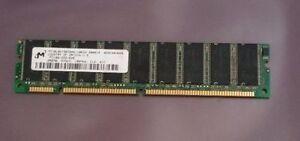 MT18LSDT3272AG-10EG3 LOT OF TEN 256MB SDRAM PC100 16X8 18CHIPS ECC 168PIN
