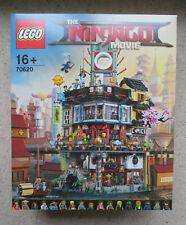 LEGO NINJAGO City, 70620, The Ninjago Movie, Neu, OVP, MISB, Sealed, New!