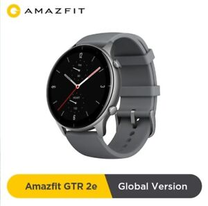 [EU STOCK] 2021 Global Version Amazfit GTR 2e Smartwatch Answer Call 5 ATM Fitne