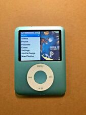 Apple iPod Nano 3rd Generation 8 GB MB261LL Very Good Condition! Model A1236