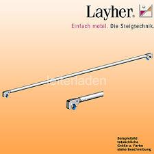 Layher Fahrgerüst Diagonale 2,95m Gerüst Einzelteil Rollgerüst Zubehör Strebe