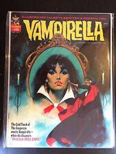 Vampirella Magazine #18 August 1972 VF- Warren Horror