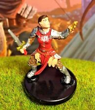 Half-Elf Cleric D&D Miniature Dungeons Dragons pathfinder heroes female paladin