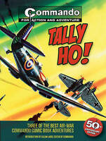 Commando Tally Ho! by Calum Laird, Paperback Used Book, Good, FREE & FAST Delive