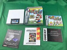 Super Mario Advance - Game Boy Advance COMPLETE