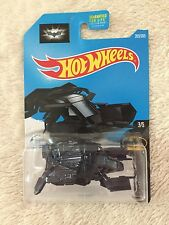 Hot Wheels 2012 Batmobile The Bat 1:64 Diecast Car