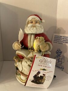Melody in Motion~2003 Santa Claus~Coming Town~
