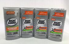 Right Guard Xtreme Deodarant Fresh Blast, 2.6 Oz, 4 Pack